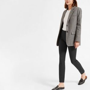 Everlane 'The work pant' in black